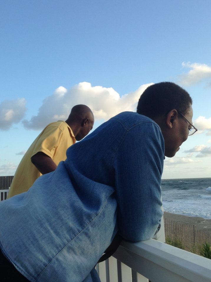 Uncle Mike and Ma