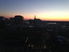 final sunset of 2014