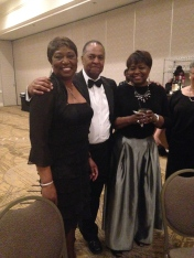Mom, Jesse, and Aunt Sharon